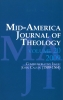 Mid-America Journal of Theology Subscription